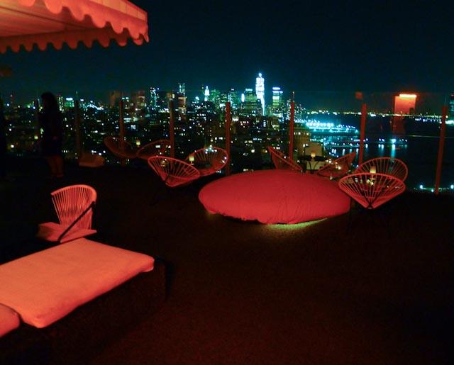 Le bain smoove events for Bain new york